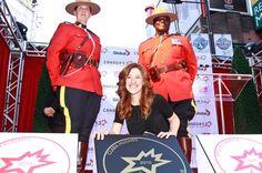 Inspiring the Next Generation. Clara Hughes, Inspiring People, Celebs, Celebrities, Olympians, Captain America, Pride, Canada, Superhero