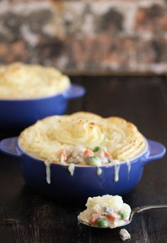 "Turkey ""Shepherd's"" Pie | The Hopeless Housewife"
