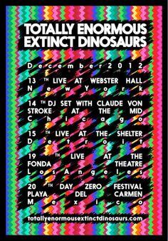 Studio Moross - Totally Enormous Dinosaurs