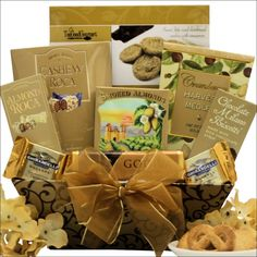 Gourmet Kosher Gift Basket Small Blueberry Creek Gift Baskets