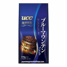 (UCC) Blue Mountain Blend Coffee Beans  (150 grams)
