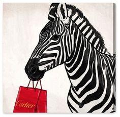 Cartier, canvas art, wall art, framed art