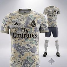 e84bf7321 Amazing Ajax And Real Madrid Kit Concepts