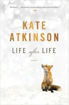 468. Life after life. Kate Atkinson.