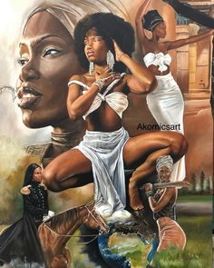 You are the woman someone is fasting & praying for. Sexy Black Art, Black Love Art, Black Girl Art, Max Black, Black Art Painting, Black Artwork, Afro Art, African American Artwork, Afrique Art