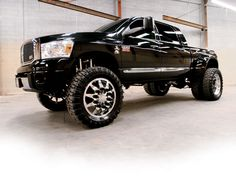 2008 Dodge Ram 3500 Air Ride Equipped