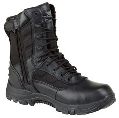 Fantastic Quality Safety Work Boots, for Police, Emergency services, Nurses, Security, Health & Safety, Warehouse daily patrol footwear or workwear. Suitable for Men and Women for daily, public order and for general public work or normal use.