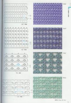 Crochet 300... Patterns...