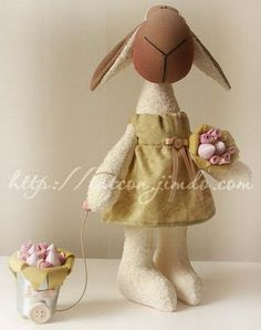 This lady makes amazing dolls!