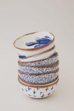 Young Wellington ceramicist Paige Jarman... (Fancy! New Zealand design blog)