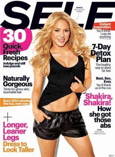 Shakira | Self, septembre 2013