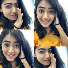 Rashmika Mandanna 🔵 (@rashmikaaa_mandanna) • Instagram photos and videos Beauty Queens, Self Love, Smile, Photo And Video, Instagram, Self Esteem, Smiling Faces, Love Yourself