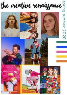 MACRO TREND BOARDS: SPRING SUMMER 2020 | Kynza Kendall-Jones