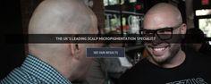 Scalp micropigmentation experts | Scalp Studio