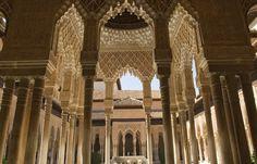 10 destinos internacionais para a sua viagem de lua de mel: Granada