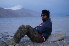 #pangong #lake #pangong #leh #ladakh #road #trip #photoshot #changla #pass #snowfall