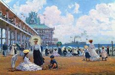 Period of grace, elegance, nobility ... Alan Maley-2. Discussion on LiveInternet - Russian Service Online Diaries