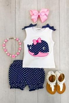 Shop cute kids clothes and accessories at Sparkle In Pink! With our variety of kids dresses, mommy + me clothes, and complete kids outfits, your child is going to love Sparkle In Pink! Baby Girl Dress Patterns, Little Girl Outfits, Little Girl Fashion, Little Girl Dresses, Toddler Outfits, Baby Dress, Kids Outfits, Kids Fashion, Baby Outfits