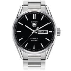 141619df218 TAG HEUER CALIBRE 5 DAY-DATE AUTOMATIC WATCH 41 MM. For people who truly