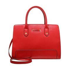 Red Mario Valentino Bag