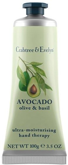 Crabtree & Evelyn 'Avocado, Olive & Basil' Ultra-Moisturising Hand Therapy