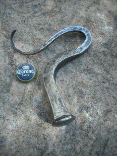 McQueen's Bottle Opener by NelmsCreekmurForge on Etsy