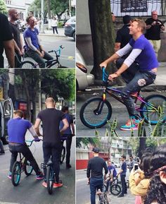 Coldplay filming the music video for Up & Up in Mexico City