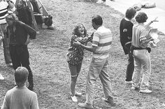 Jennifer Grey and Jerry Orbach between takes on the set of Dirty Dancing, Mountain Lake resort, Pembroke, VA (someday I will make it to Kellerman's) 80s Movies, Good Movies, Movie Tv, Jerry Orbach, Jennifer Grey, Lake Resort, Patrick Swayze, Movie Lines, Dirty Dancing