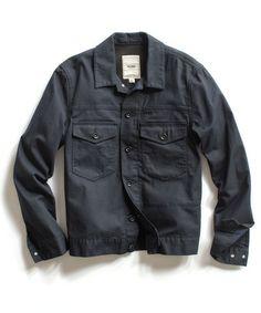 Navy Dylan Jacket