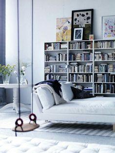 Bookshelf solution