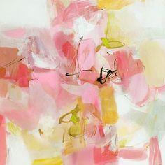 Christina Baker | Book of Love #pink #yellow #gold