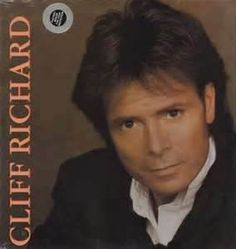 Cliff Richard yep I listened to this guy as well