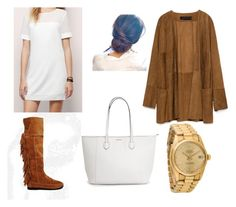 """Untitled #173"" by stefaniacristiana on Polyvore featuring Park Lane, Zara, Tobi and Rolex"