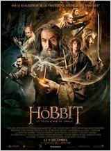Le Hobbit : la Désolation de Smaug, 2013. Suite enrichie du 1er film sorti en 2012, certains épisodes ou personnages ne sont pas dans le roman d'origine, Tauriel par exemple. Voila pourquoi les films sont des oeuvres à part entière même si le roman est effectivement à l'origine de l'envie d'un réalisateur ou d'un scénariste.