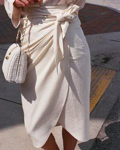 Na Nin Bobbie wrap skirt 🌹