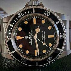 Rolex submariner vintage ref.5513