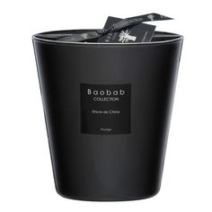 Chinese Ink Scented Candle by Baobab Collection