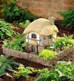 Magical Fairy Gardens | Backyards