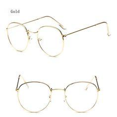 b2db2b2e0bb19 custom Myopia 2017 fashion round glasses frames women men optical