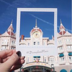 TheDisneyland Paris Instagram account is the visual escape that we all need and deserve.