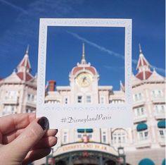The Disneyland Paris Disneyland Paris, Disneyland Photos, Disney Vacations, Disney Trips, Disney Parks, Disney Bound, Disney Style, Disney Love, Disney Magic