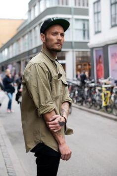 #Copenhagen #Streetstyle #Mensstyle #Menswear #MONOBI Mode Masculine, Streetwear, Stylish Men, Men Casual, Mode Man, Mens Fashion, Fashion Outfits, Street Fashion, Street Style Summer