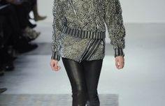 Barbara Bui Enhances Her Signature Style This 2014 Paris Fashion Week - CHAOS Magazine