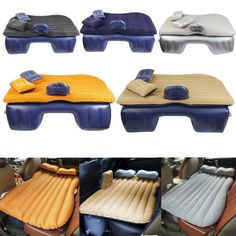 Free Shipping. Buy CHOIFOO Car Inflatable Air Bed Protable Camping Air Mattress with 2 Air Pillows Universal SUV Khaki/Dark Grey/Orange/Light Grey/Dark Blue at Walmart.com
