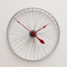 chimagine:  The Bicycle Clock… Ride Forward, Never Fall Back: Daylight Savings
