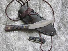Old Hickory knife mod into Nessmuck