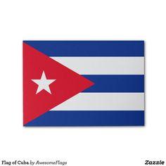 Flag of Cuba Post-it® Notes