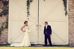 Sarah and Blaise on A Northwoods Wedding // Mayowood Stone Barn