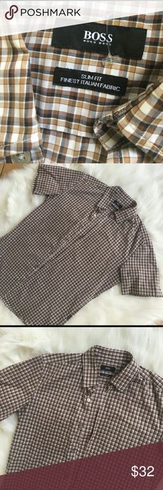 Hugo Boss Like new with out tags Hugo Boss Shirts Casual Button Down Shirts