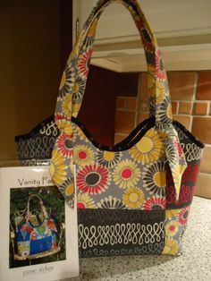 Free Fabric Handbag Patterns | FREE FABRIC HANDBAG PATTERNS | Free Patterns